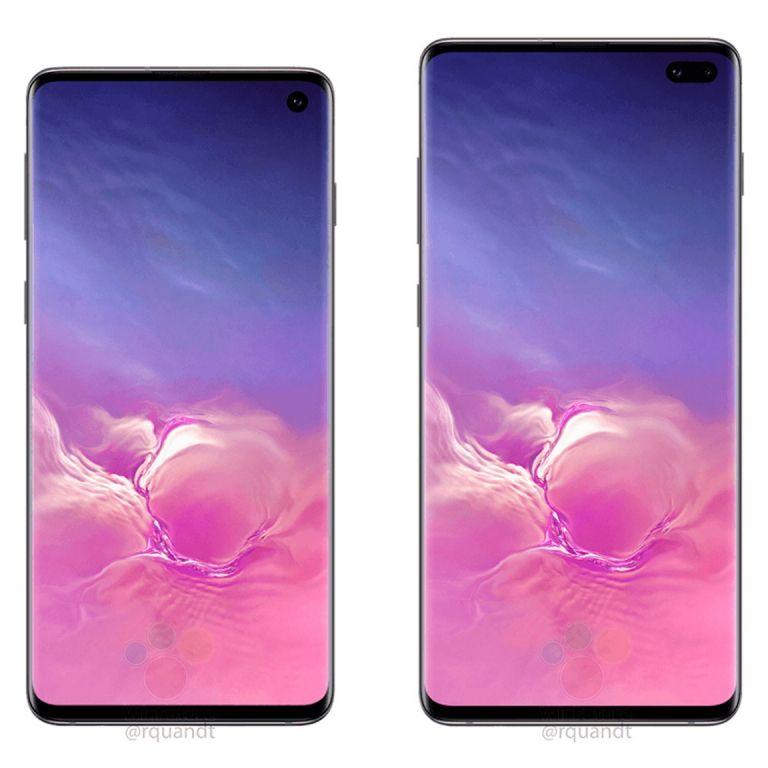 Se filtra un nuevo color para el Samsung Galaxy S10+ además de la capacidad de la batería