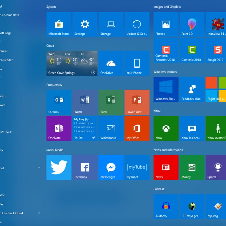 Así será la nueva actualización de Windows 10: La 19H2