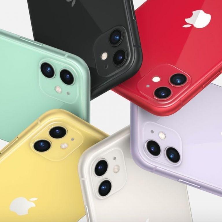 Oficial: Este es el iPhone 11, el sucesor del popular XR