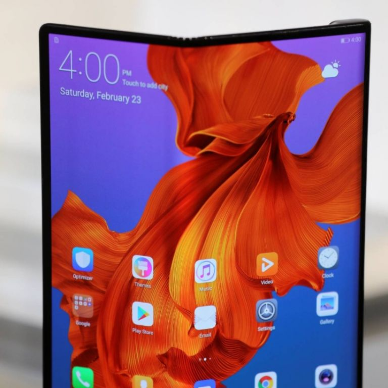 Se confirma nuevo Huawei Mate X con mejor pantalla y capacidad de pliegue