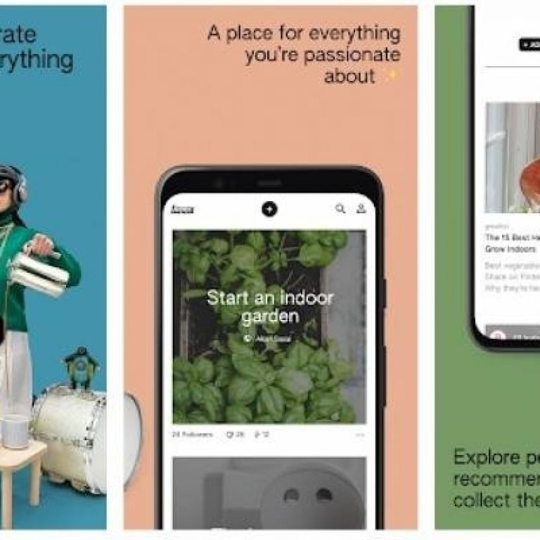 Conoce a Keen, la nueva competencia de Pinterest creada por Google