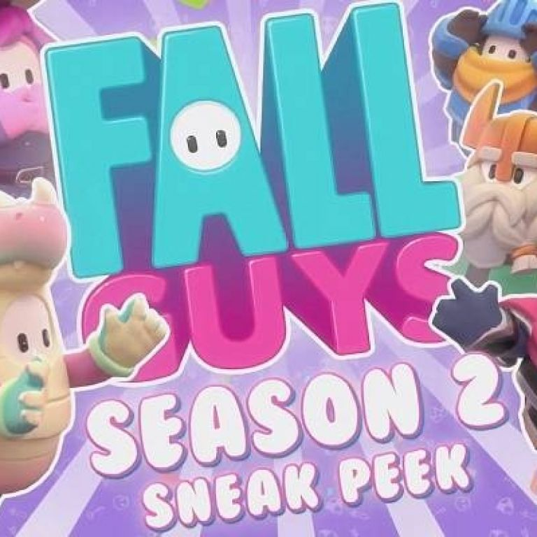 Fall Guys presenta la segunda temporada llena de locura durante la Gamescom 2020