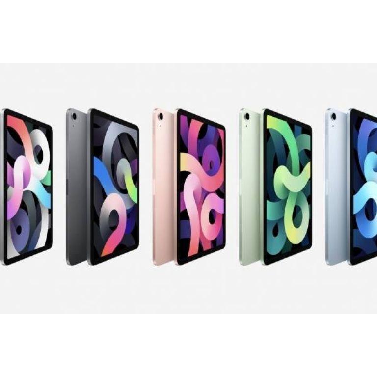 Conoce el nuevo iPad Air modelo 2020 y el iPad de 8va de generación #AppleEvent