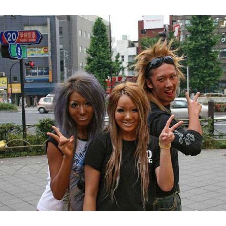Nueva moda urbana arrasa en Japón y Estados Unidos