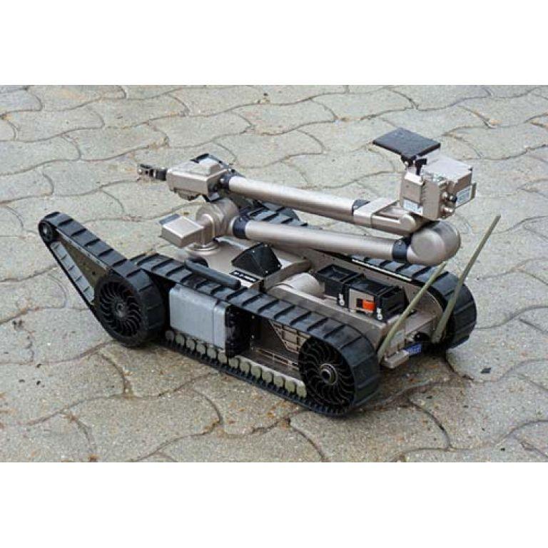 Se usarán robots durante el Mundial para mejorar la seguridad