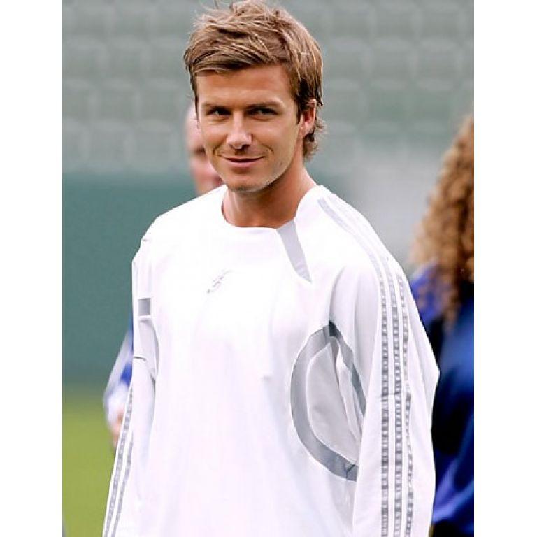 David Beckham, el elegido de Yahoo! en el Mundial