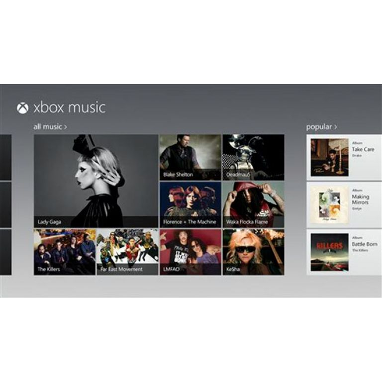 La versión gratuita de Xbox Music será eliminada