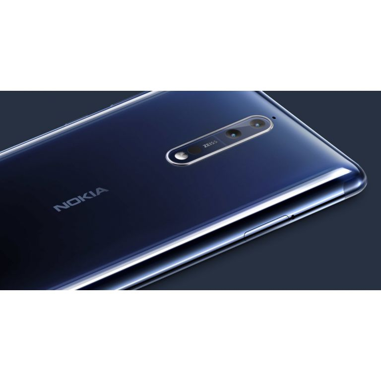 Nokia 8: disponible programa beta de Android 8.0 Oreo