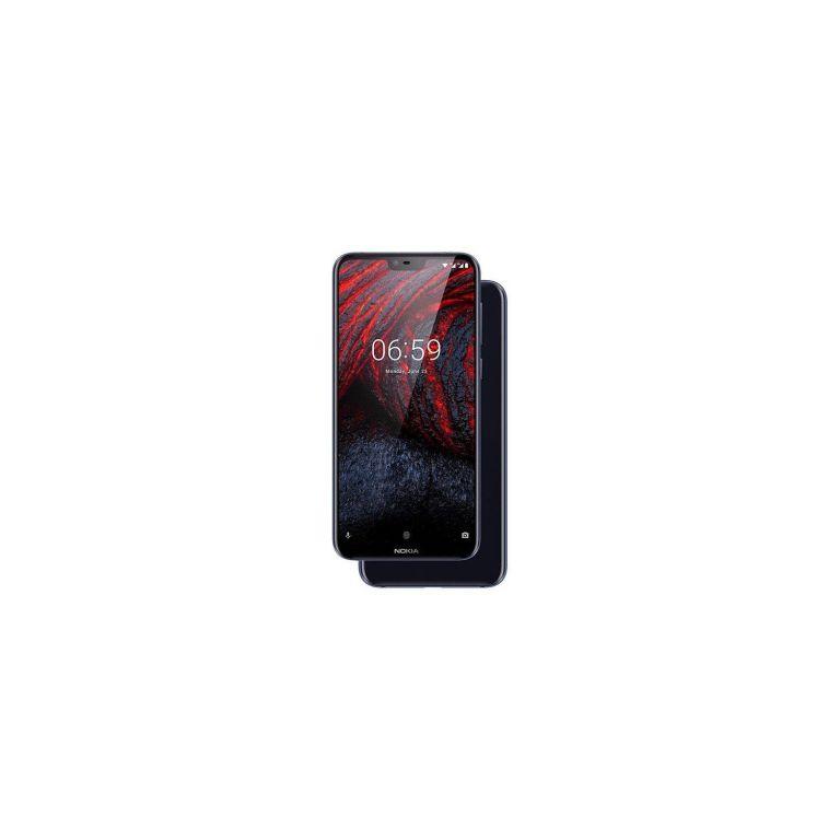 HMD hace oficial el Nokia 6.1 Plus con notch y todo