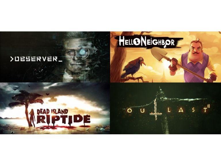 Xbox Game Pass agrega cuatro juegos perfectos para Halloween