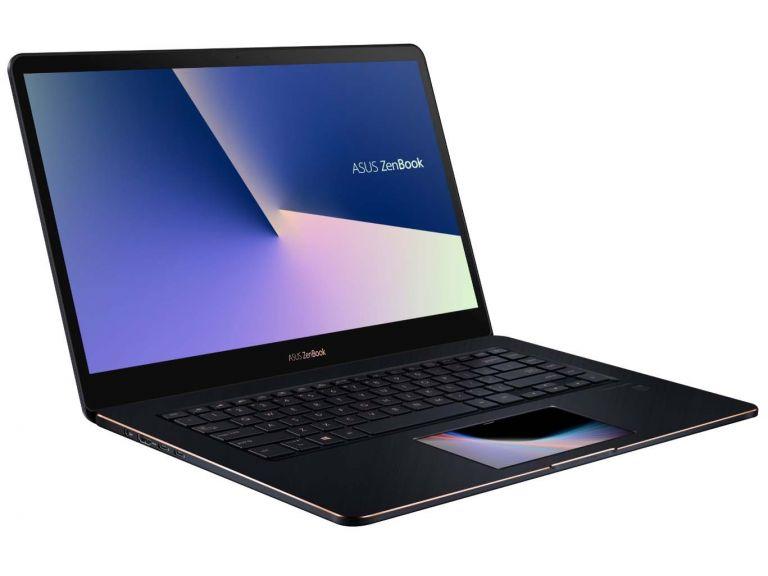 El computador con una pantalla en el trackpad: Review del Asus ZenBook Pro 15