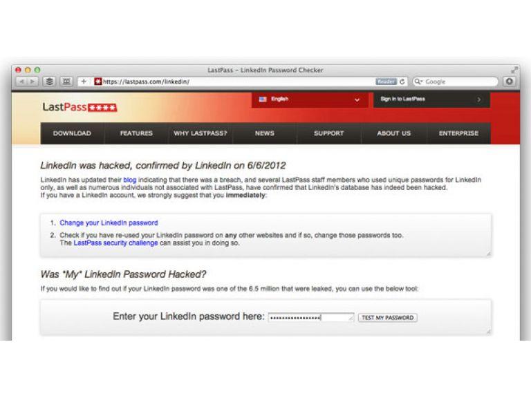 ¿Cómo saber si su contraseña de LinkedIn fue hackeada?.