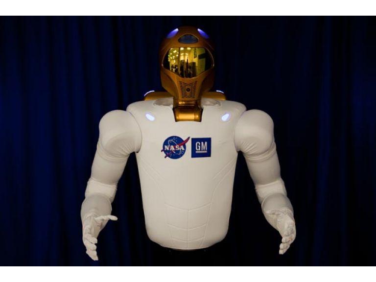 Robonaut, el robot de NASA tendrá piernas