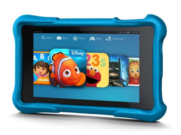 Amazon renueva su gama de tabletas y ebooks Kindle