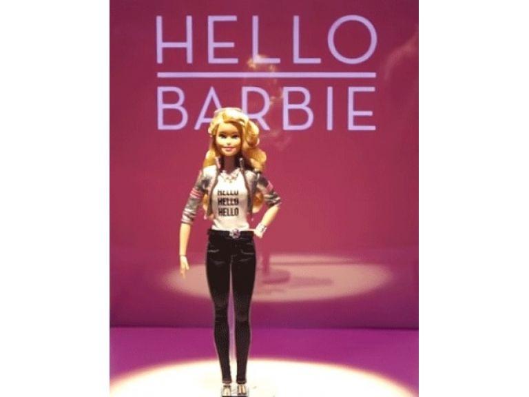 Una nueva versión de Barbie que podrá mantener conversaciones