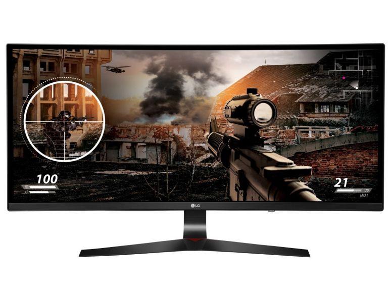 LG anuncia dos nuevos monitores para gamers