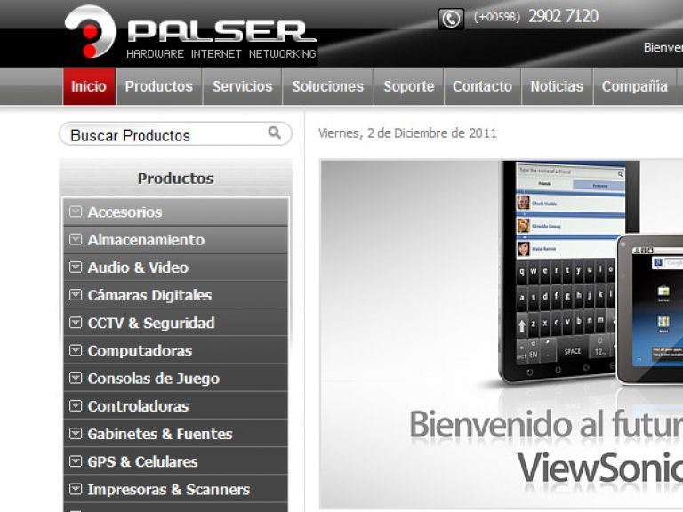 Palser - Hardware, Internet, networking