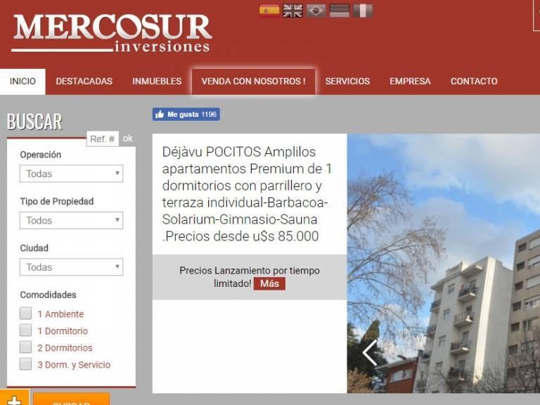 Grupo Inmobiliario Mercosur Inversiones - Mercosur Inversiones