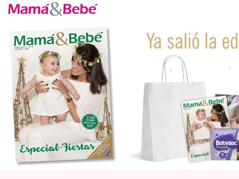 Revista mamá y bebé. - Revista Mamá y Bebé