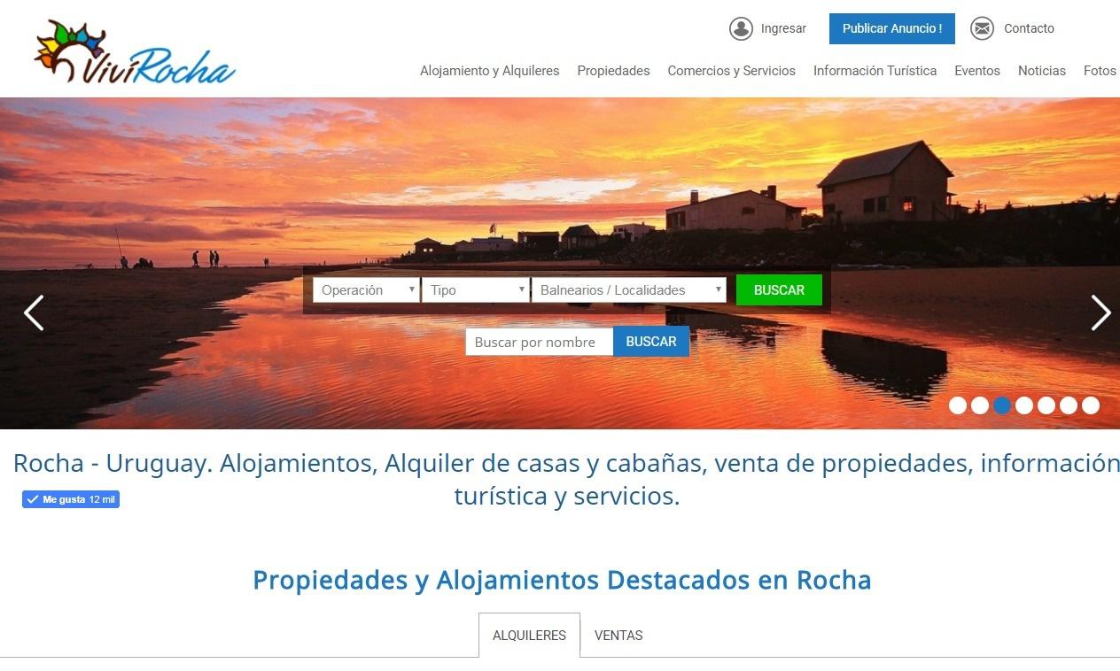 Portal de Rocha Uruguay